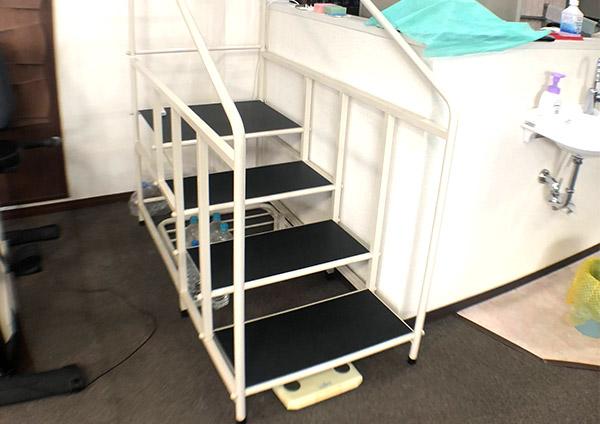 階段昇降運動機